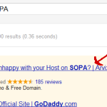 godaddy-SOPA-SERP-LOL