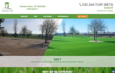 premierturf-website